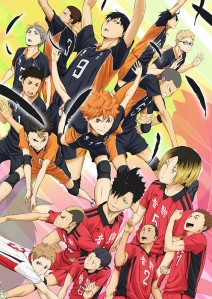 Haikyu!! the Movie Ending and Beginning Film Poster