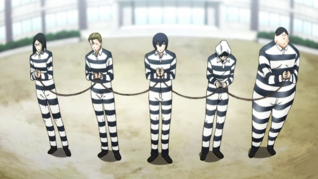 Prison School Detention