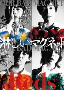 D-BOYS STAGE 10th Samishii Magnet Reds Film Poster