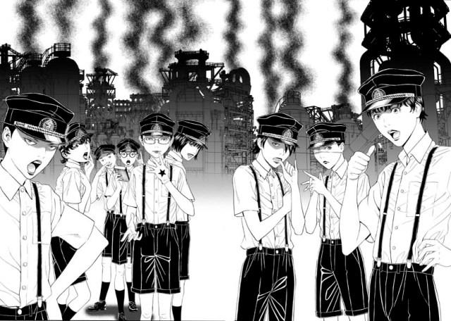 Lychee Light Club Manga Image