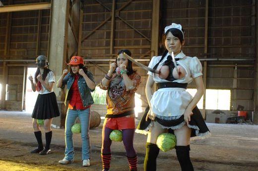 Mutant Girls Squad Hiruko Girls