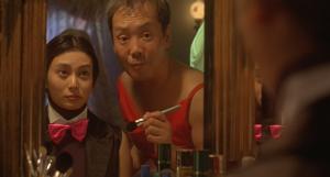 Genki Maison de Himiko Saori (Shibasaki) Tries Make up