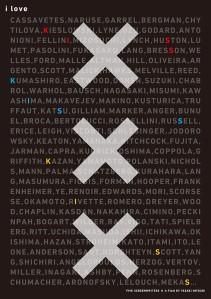 XXX Kiss Kiss Kiss Film Poster