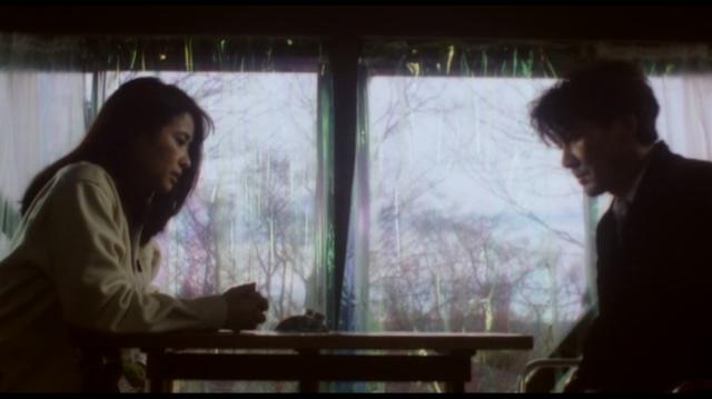 Charisma Yabuki (Yakusho) and Mitsuko (Fubuki) Talk