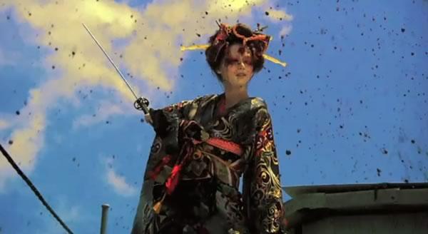 Helldriver Zombie Geisha