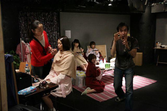 Makeup Room Prep