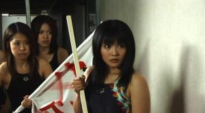 Attack Girls' Swim Team vs. the Undead Prep for Battle