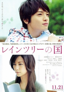 Raintree no Kuni Film Poster