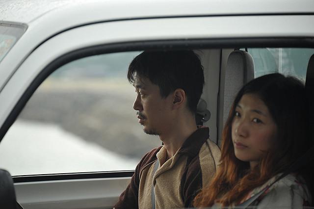 100 Yen Love Yuji (Hirofumi Arai) and Ichiko (Sakura Ando) on a Date