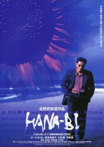 Hanabi Japanese Film Poster