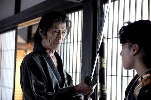 Uzumasa Limelight Chihiro Yamamoto and Seizo Fukumoto On Set