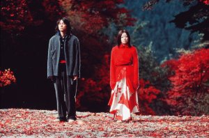 Dolls Hidetoshi Nishijima and Miho Kanno