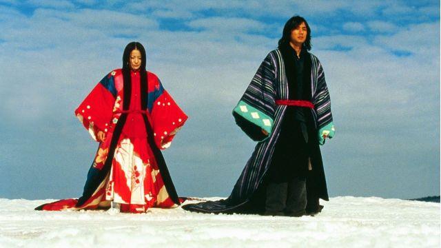 Dolls Miho Kanno and Hidetoshi Nishijima