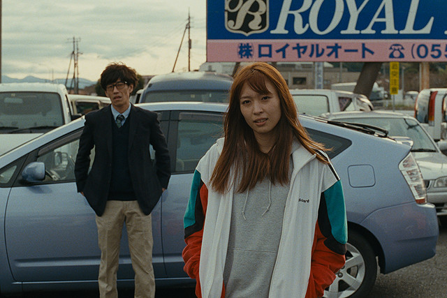 Hana kujira chichi Film Image