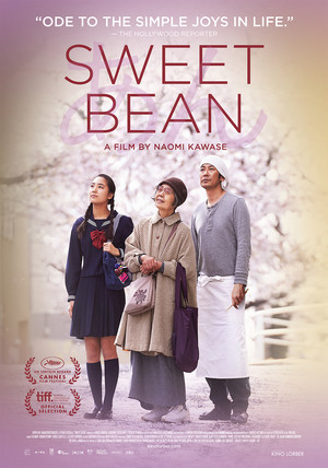 Sweet Bean Film Poster