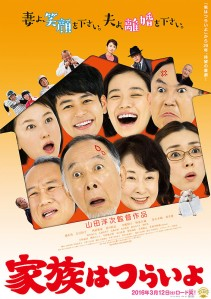 What a Wonderful Family! Film Poster