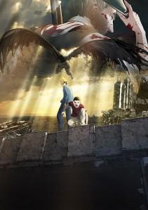 Ajin Shoutosu Film Poster
