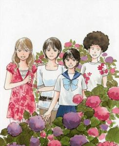 Umimachi Diary Manga Film