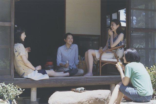 Umimachi Diary Sisters