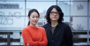 A Bride for Rip Van Winkle Nanami (Haru Kuroki) and Director Shunji Iwai