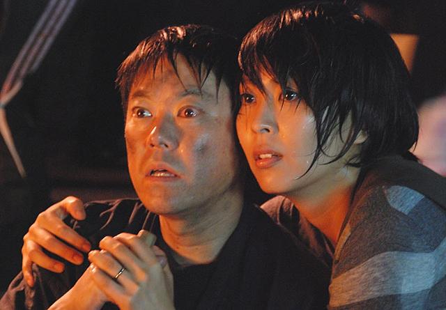 Dreams for Sale Film Image Sadao Abe and Takako Matsu