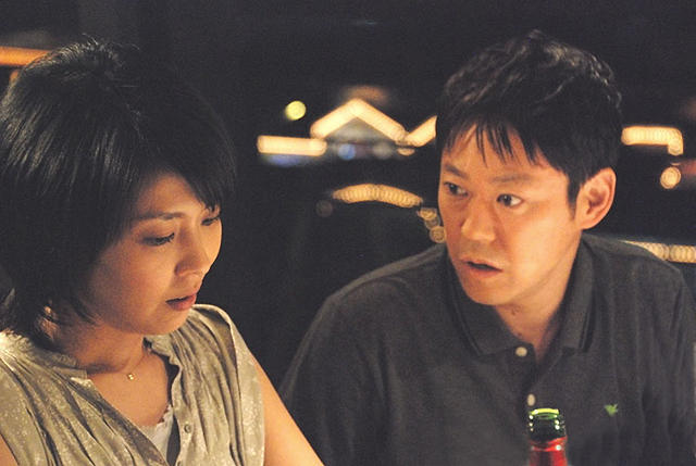 Dreams for Sale Film Image Takako Matsu and Sadao Abe