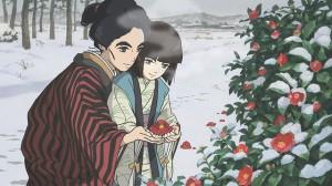 Miss Hokusai film image