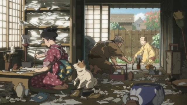 Miss Hokusai Image 1