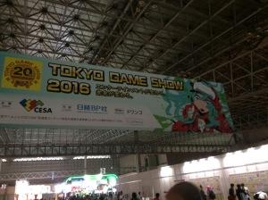 Genkina hito in Japan Tokyo Game Show