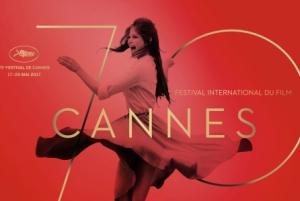 Cannes Film Festival 2017 Poster