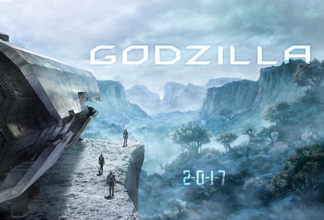 Godzilla Netflix Anime Visual 2