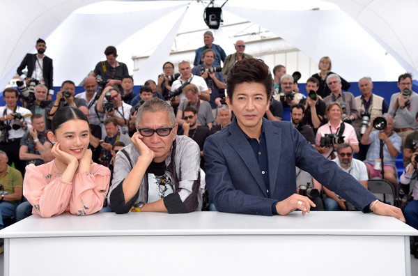 Blade of the Immortal Cannes Photo