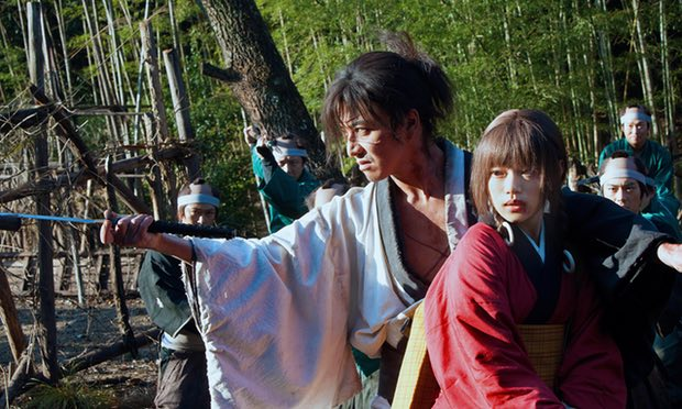 Blade of the Immortal Film Image