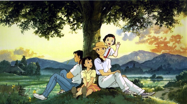 Only Yesterday Film Image 2