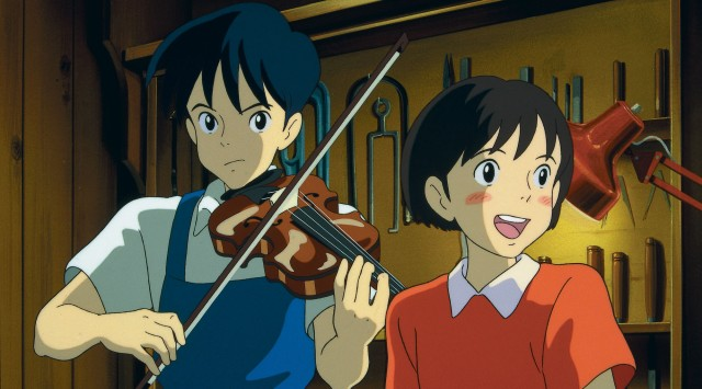 Whisper of the Heart Film Image