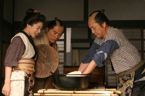 Akanezora Film Image