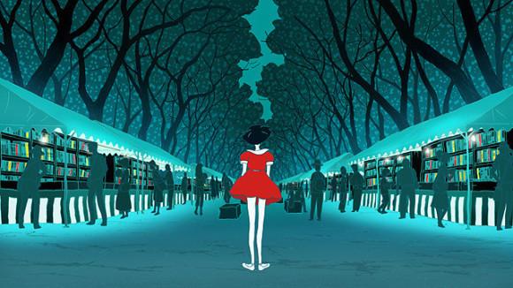The Night is Short, Walk on Girl Film Image 4