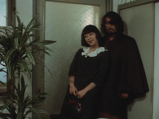 zigeunerweisen Film Image Taeko and Nakasago