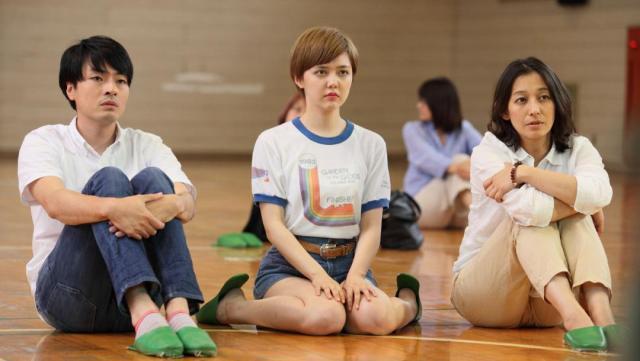 Yamato California Kenzo, Kiko and Rie