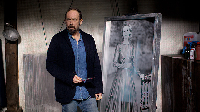 Daguerrotype Film Image
