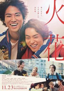Hibana Film Poster
