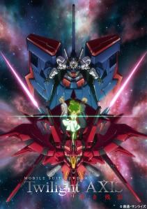 Mobile Suit Gundam Twilight AXIS Film Poster