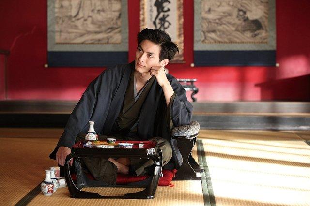 Mitsu no Aware Kengo Kora as Ryunosuke Akutagawa