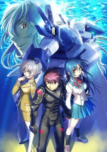 ull Metal Panic Into the Blue Film Poster