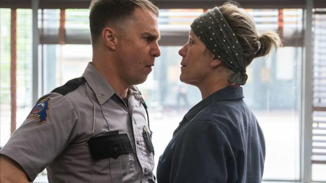 Three Billboards outside Ebbing Missouri Film Image
