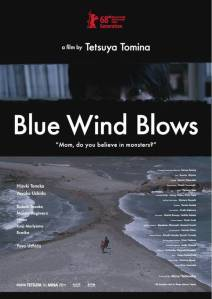 Blue Wind Blows Film Poster