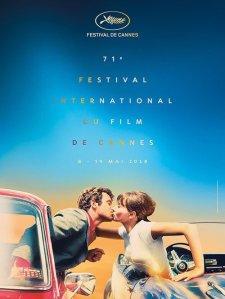 Cannes Film Festival 2018 Poster
