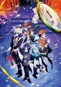 Gekijouban Servamp Alice in the Garden Film Poster