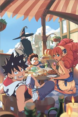 Radiant Anime Image