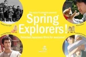 Spring Explorers Header Image